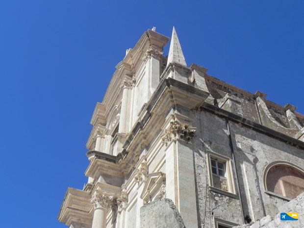 Chiesa dell'Assunzione a Dubrovnik