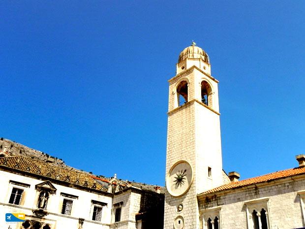 Piazza della Loggia a Dubrovnik