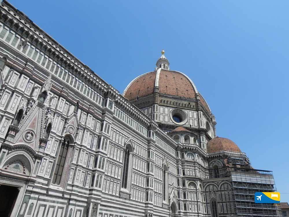Retro del Duomo di Firenze