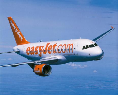 Easyjet Air Bus