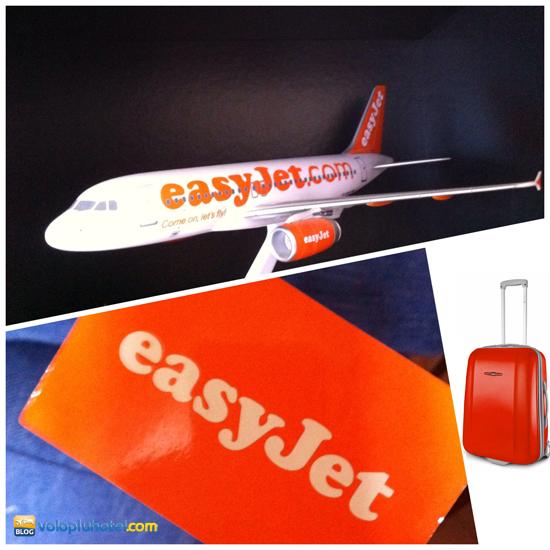 La nuova politica bagagli di Easyjet