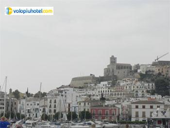 Veduda di Ibiza dal Porto