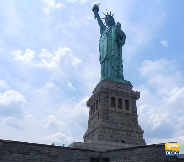 Ellis Island e la statua della Libertà