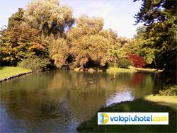 Englisher Garten fiume