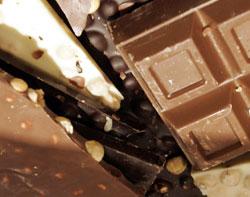 Eurochocolate 2010 varietà di cioccolato