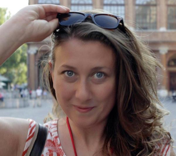 Federica Piersimoni Travel Blogger