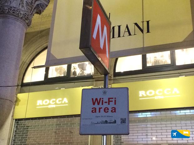 Fermata Metropolitana Duomo a Milano