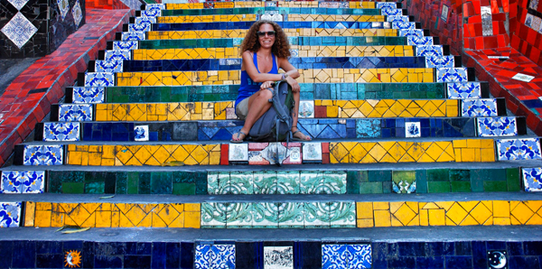 Francesca di Pietro Travel Blogger
