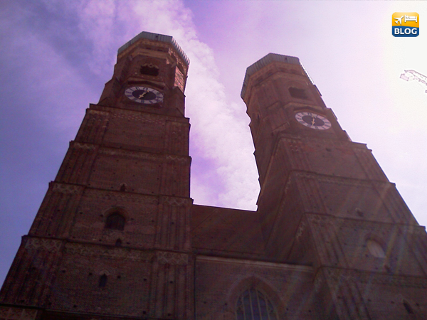 Frauenkirke Monaco di Baviera