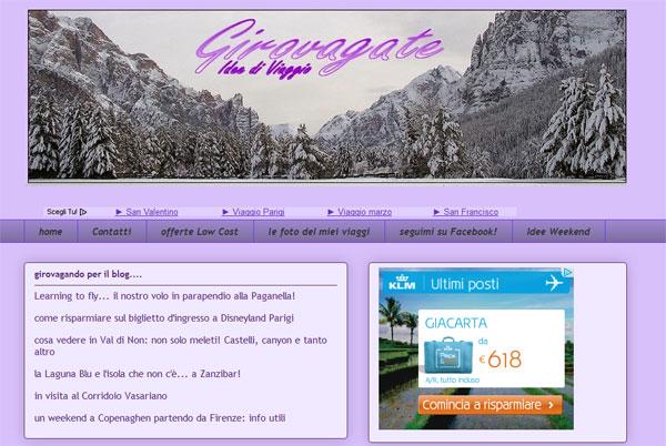 Il blog di Girvogate