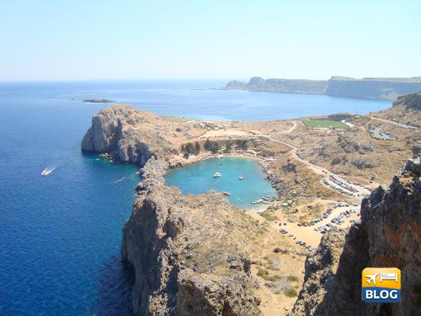 Lindos a Rodi per le Vacanze in Grecia