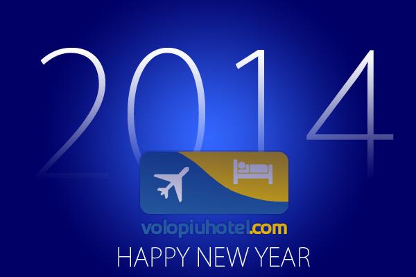 Buon 2014 da Volopiuhotel.com