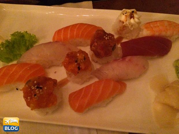 Sushi e altre prelibatezze