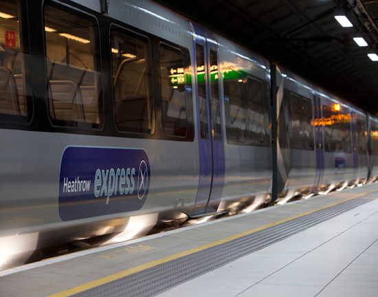 Treno Heathrow Express