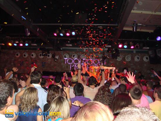 Toolroom night allo Space di Ibiza