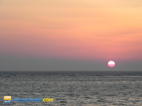 Ios tramonto