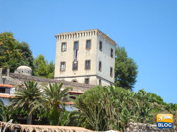 Torre di Michelangelo ad Ischia