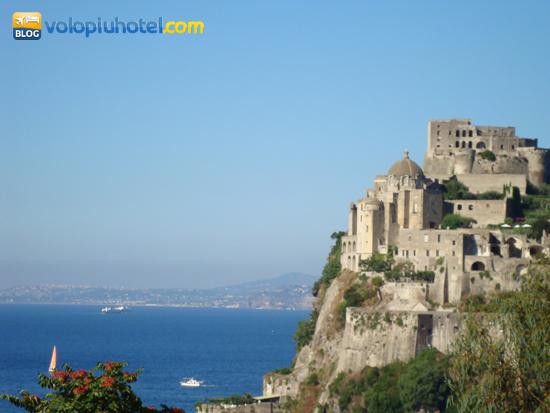 Isola Ischia Castello Aragonese