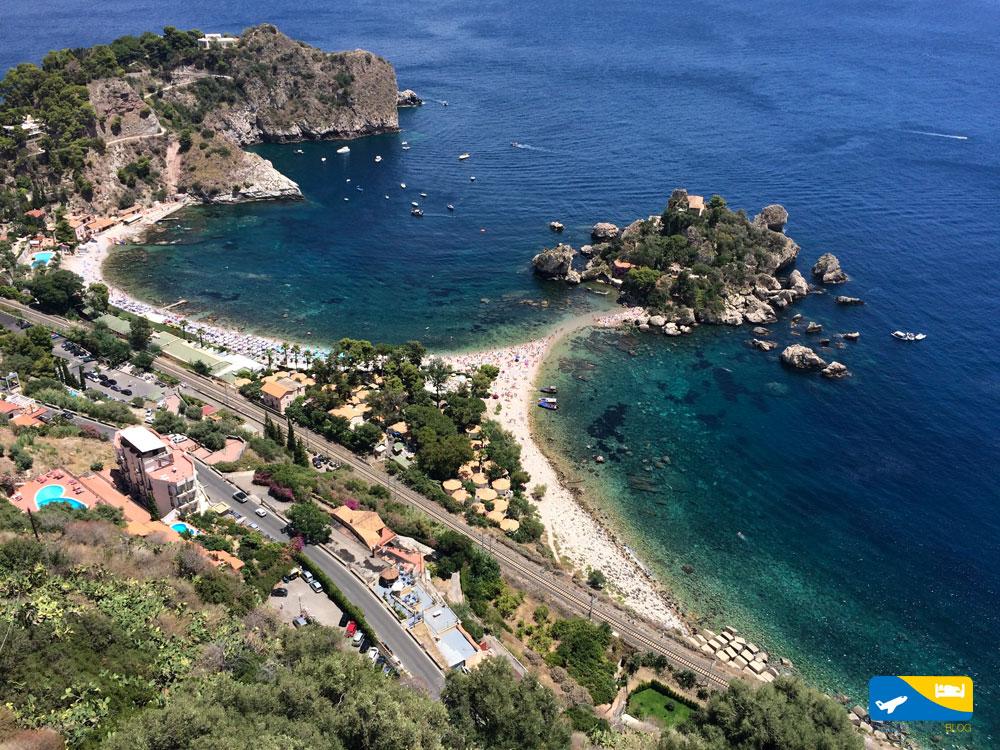 Isola Bella - Taormina Sicilia