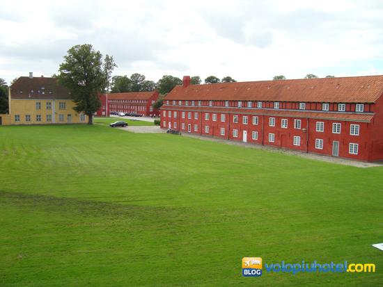 Caserme militari del Kastellet di Copenaghen