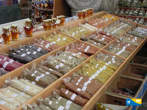 Mercato delle Spezie a Kos