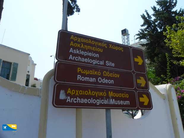 Siti archeologici di Kos