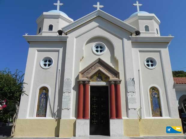 Chiesa Agia Paraskevi a Kos
