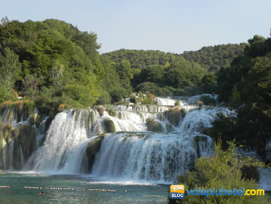 il krka national Park in Croazia