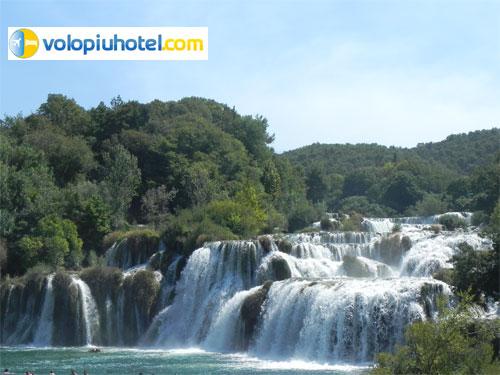 Le cascate di Krka