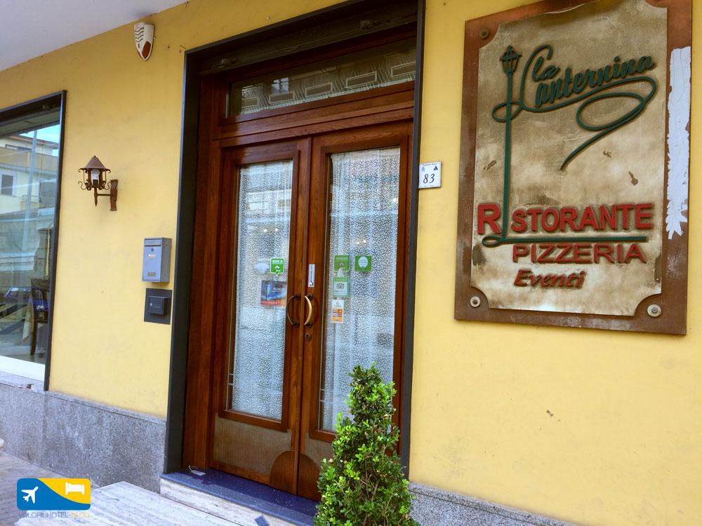 Pizzeria la Lanternina ad Acerra