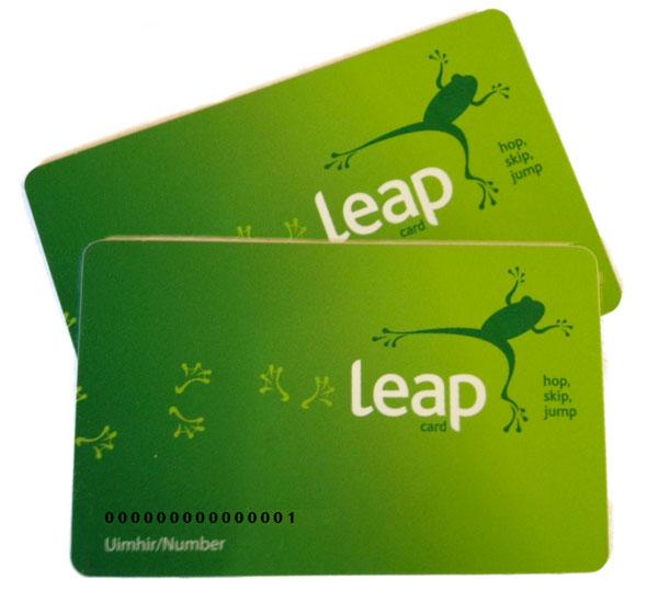 Leap Card Dublino