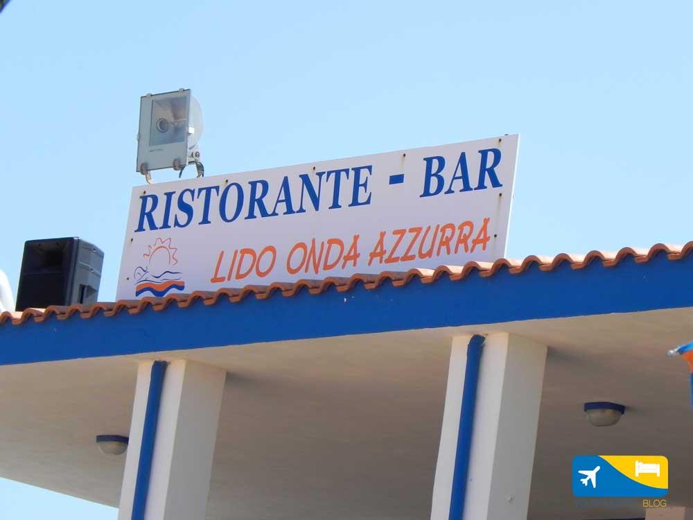 Ristorante Bar Onda Azzurra
