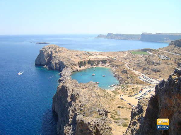 Agios Pavlos a Lindos