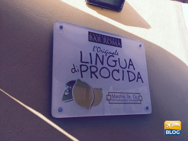 Pasticceria Bar Roma a Procida