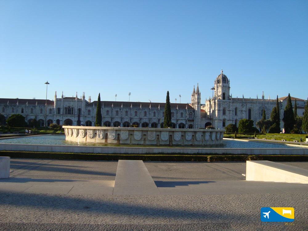 Quartiere di Belèm a Lisbona