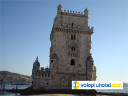 La Torre di Belem a Lisbona