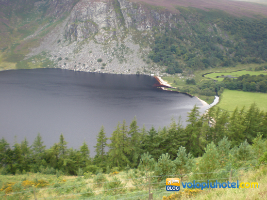 il Guinness Lake a Dublino