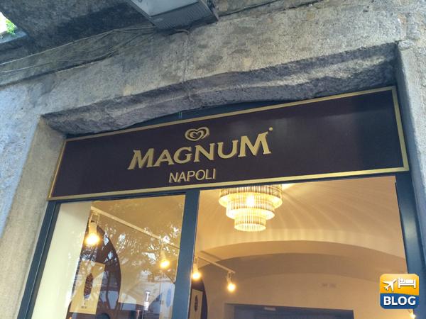 Magnum Pleasure Store a Napoli