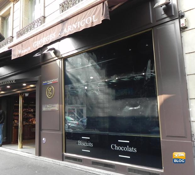 Maison Georges Larnicol a Parigi