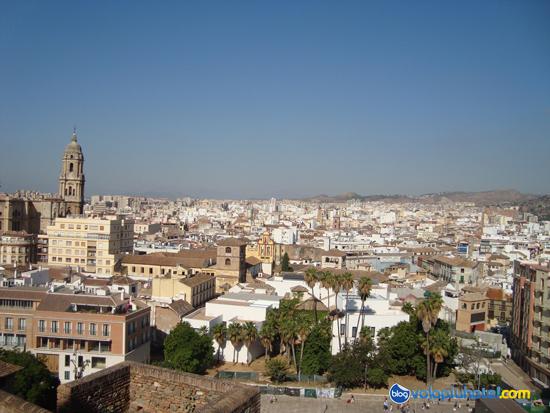 Tre giorni a Malaga - Panorama