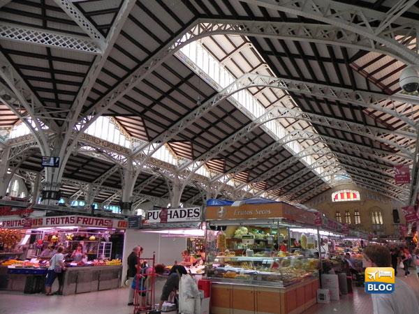 Mercato centrale di valencia orari e come arrivare - Il mercato della piastrella moncalieri orari ...