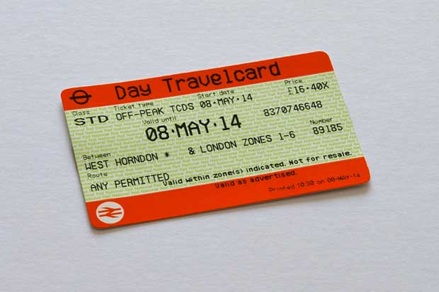 Travelcard 1 Day