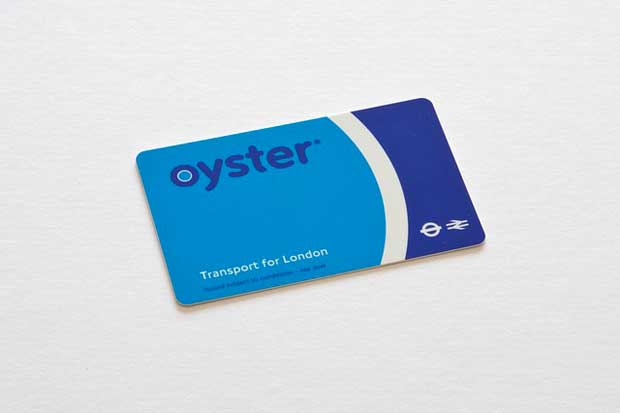 Oyster Card a Londra