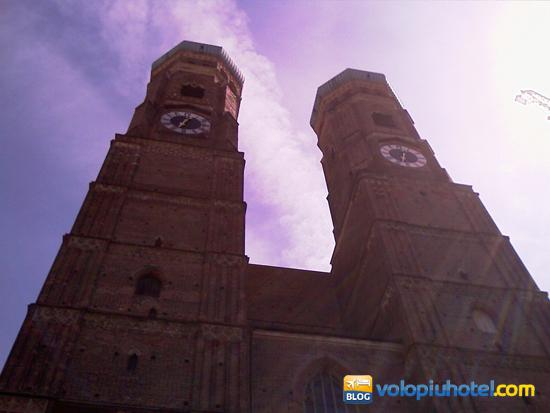 Le torri gemelle della Frauenkirche