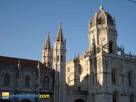 il Monastero dos Jerònimos a Lisbona