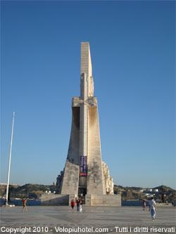 Il monumento agli Esploratori