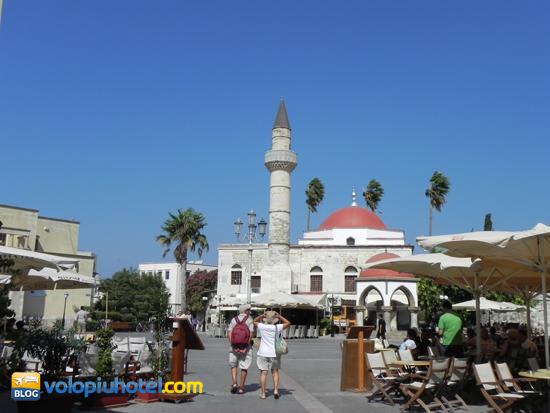 La Moschea Defterdar a Kos