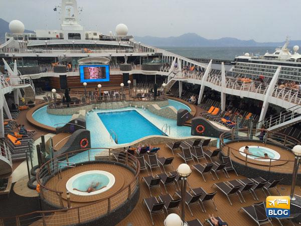 La nave Msc Divina