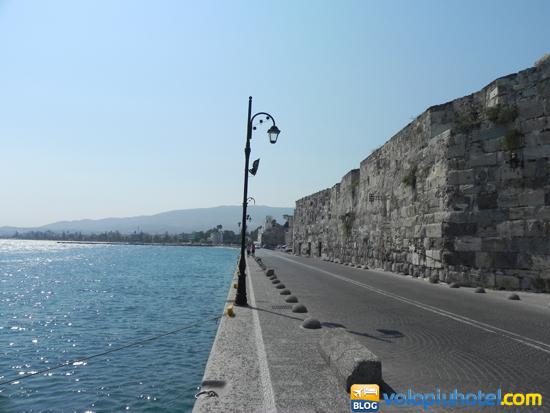 Le antiche mura di Kos