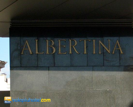 Il museo Albertina di Vienna